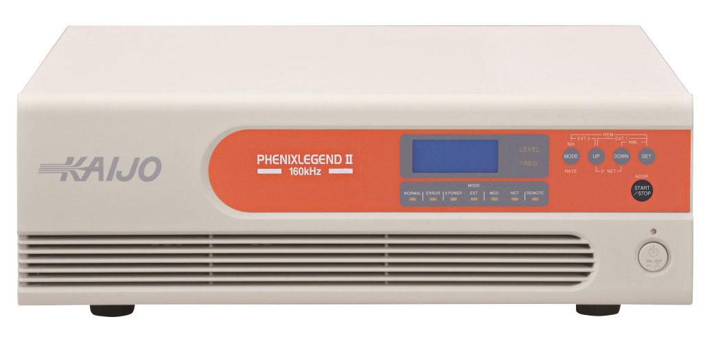 High-Frequency-Ultrasonic-Cleaner-Phenix-Legend-II-160kHz